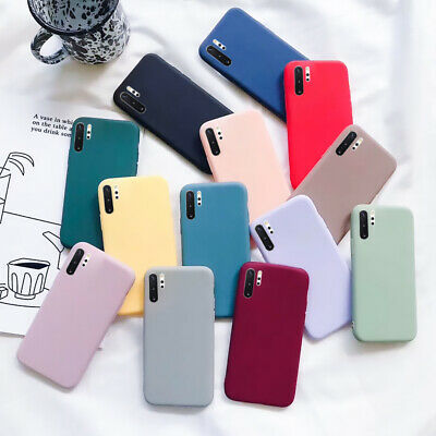 $ CDN3.26 • Buy For Samsung S21 Plus S9 S8 S20 FE Note 20 10 S10 Ultra Thin TPU Skin Case Cover