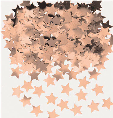 £1.49 • Buy Rose Gold Stars Table Confetti Engagement Wedding Birthday Party Decorations
