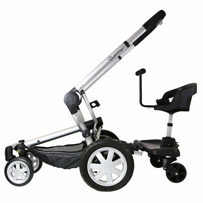 £64.16 • Buy Ride On Buggy Board With Optional Seat/Saddle Compatible With ICandy Buggy Pram