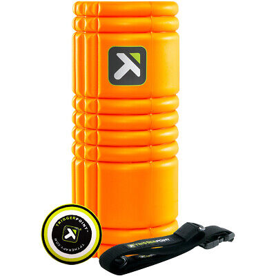 AU66.60 • Buy Trigger Point Performance Mobility Pack With Grid Foam Roller & MB1 Massage Ball