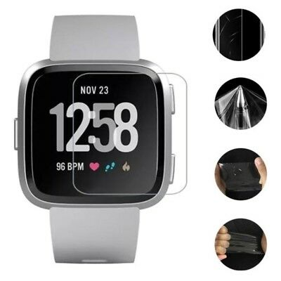 $ CDN4.34 • Buy Full Cover Explosion-proof Screen Protector Film For Fitbit Versa Smart Watch