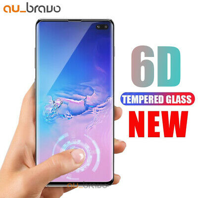 AU7.95 • Buy For Samsung Galaxy S10 5G S9 S8 Plus Note 10 9 8 Tempered Glass Screen Protector