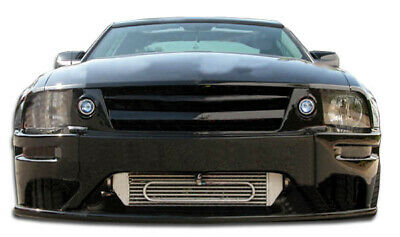 $360 • Buy Duraflex Stallion Front Bumper Cover - 2 Piece For 2005-2009 Mustang