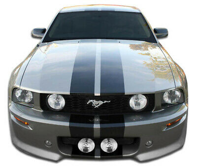 $349 • Buy Duraflex Eleanor Front Bumper Cover - 1 Piece For 2005-2009 Mustang