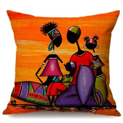 New ...african Tribal Print Cushion Covers • 9.99£