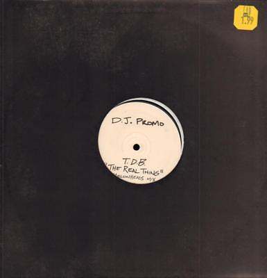 T.D.B(12  Vinyl)The Real Thing-Ex/New • 6.99£