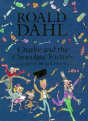 £2.13 • Buy Charlie And The Chocolate Factory: Gift Book,Roald Dahl, Quentin Blake