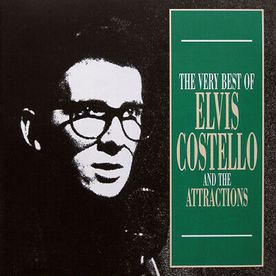 Elvis Costello And The Attractions : The Very Best Of Elvis Costello And The • 2.14£
