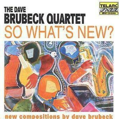 £2.73 • Buy The Dave Brubeck Quartet : So What's New? CD (2001) Expertly Refurbished Product