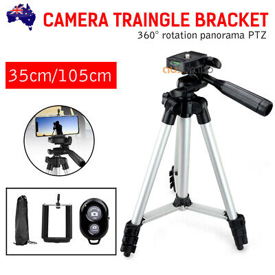 AU23.35 • Buy Adjustable Camera Tripod Mount Stand Holder For IPhone Samsung Mobile Phone AU
