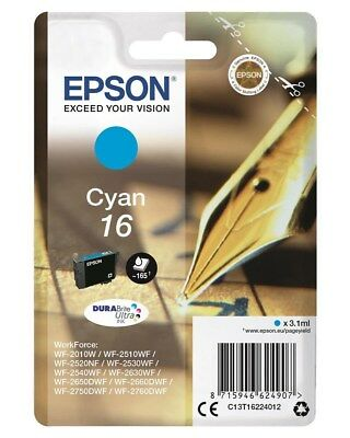 £9.15 • Buy Epson Pen And Crossword 16 (Yield 165 Pages) DURABrite Ultra Ink Cartridge