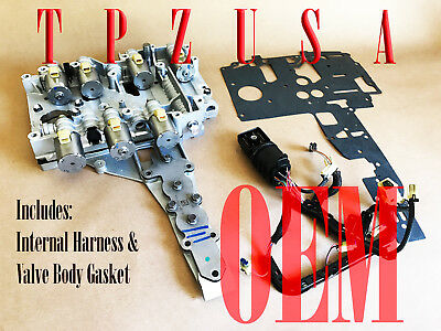 $ CDN939.68 • Buy 5r110w Transmission Valve Body Deluxe FORD/FSERIES EXCURSION F250 Lifetime War