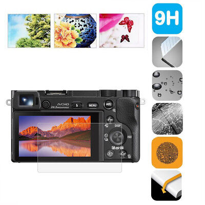 $ CDN2.94 • Buy Screen Protector Tempered Glass Camera LCD Guard Cover Film For Sony A6500