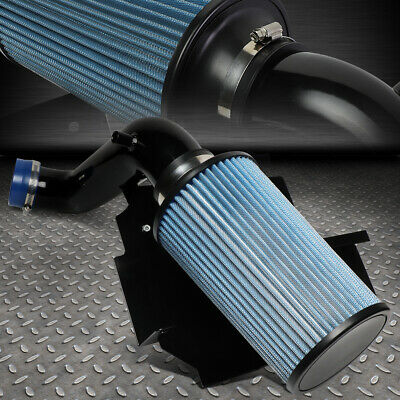 $38.88 • Buy For 02-03 Jeep Liberty Kj 3.7l V6 Lightweight Cold Air Intake+heat Shield+filter