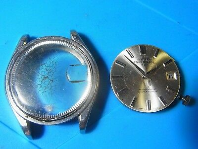 $ CDN80 • Buy Seiko 820 Sportsmatic 7625-8140 Automatic Watch For Parts Or Repair  Working