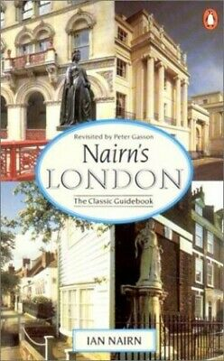 Nairn's London By Ian Nairn Paperback Book The Fast Free Shipping • 11.92£