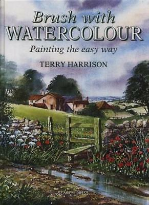 £3.81 • Buy Brush With Watercolour: Painting The Easy Way,Terry Harrison