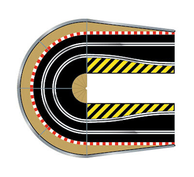 £22.99 • Buy Scalextric Sport 1:32 Track - C8512 Extension Pack 3 - Hairpin