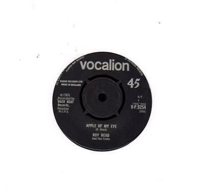Roy Head(7  Vinyl)Apple Of My Eye / I Pass The Day-Vocalion-VP 9254-UK-Ex-/Ex- • 12.79£