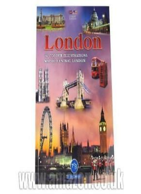 £2.60 • Buy London - 161 Colour Illustrations And Map Of Central London, A Tour Guide.,Anne