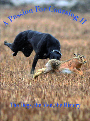 DARCY JONATHAN LONGDOGS & LURCHERS BOOK A PASSION FOR COURSING VOL 2 II TWO New • 37.50£