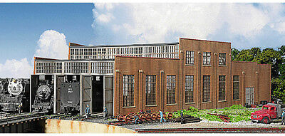 $ CDN83.11 • Buy Walthers Cornerstone HO Scale Building/Structure Kit Modern Train Roundhouse