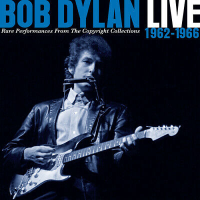 £8.85 • Buy Bob Dylan : Live 1962-1966: Rare Performances From The Copyright Collections CD