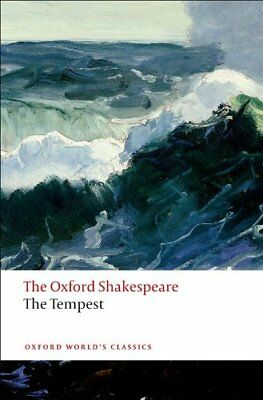 £3.95 • Buy The Tempest: The Oxford Shakespeare (Oxford World's Classics),William Shakespea