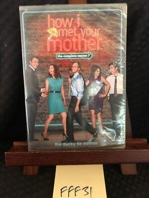 $12.99 • Buy How I Met Your Mother: Season 7 (DVD, 2012, 3-Disc Set) Brand New Sealed! DUCKY