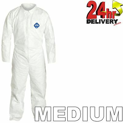 £11.95 • Buy 1 X DuPont Tyvek Classic Painters Disposable Overall - Size M Sprayers Coverall