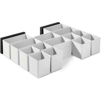 £23.54 • Buy Festool Insert Boxes For Sys-Combi 2/3, U. Sys 4 Tl-Sortainer 201124