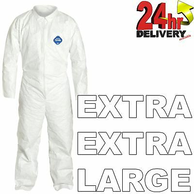 £10.96 • Buy 1 X DuPont Tyvek Classic Painters Disposable Overall-Size XXL Sprayers Coverall