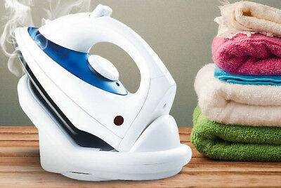 View Details Cordless Steam Iron Water Spray Adjustable Temperature Water Tank Non Stick Dry • 12.99£