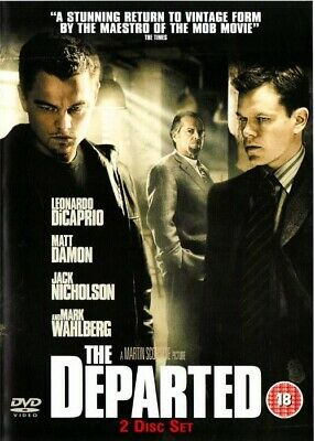 £1.79 • Buy [DVD] The Departed