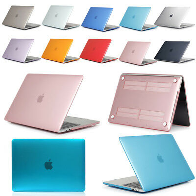 Laptop Hard Plastic Case Cover Shell For MacBook Air 13 In 2018 Pro 2015 Retina • 10.94£