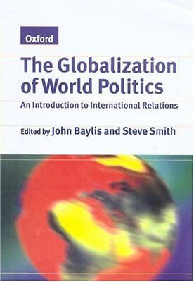 £3.22 • Buy The Globalization Of World Politics: An Introduction To International Relation,