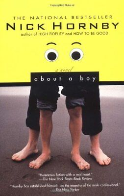 £2.31 • Buy About A Boy,Nick Hornby- 9781573227339