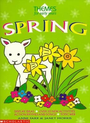 £2.24 • Buy Spring (Themes For Early Years),Anne Farr, Janet Morris