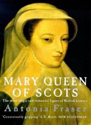 Mary Queen Of Scots,Antonia Fraser- 9780749301088 • 2.81£