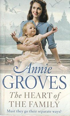£2.87 • Buy Xheart Of The Family Pb,Groves  Annie