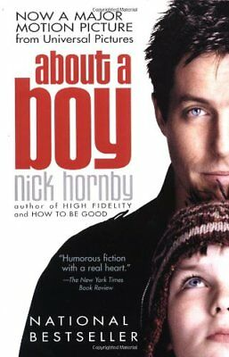 £2.87 • Buy About A Boy (Movie Tie-In),Nick Hornby