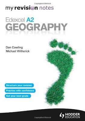 £1.89 • Buy My Revision Notes: Edexcel A2 Geography (MRN),Michael Witherick, Dan Cowling