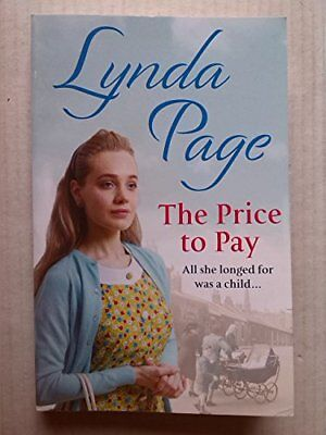 £1.90 • Buy The Price To Pay,Lynda Page