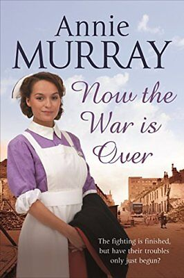 £3.22 • Buy Now The War Is Over,Annie Murray