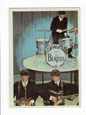 $5 • Buy 1964 Topps Beatles Color Card 50 !