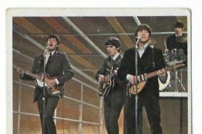 $5 • Buy 1964 Topps Beatles Color Card 44
