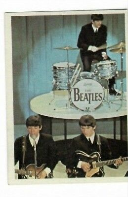 $5 • Buy 1964 Topps Beatles Color Card 50