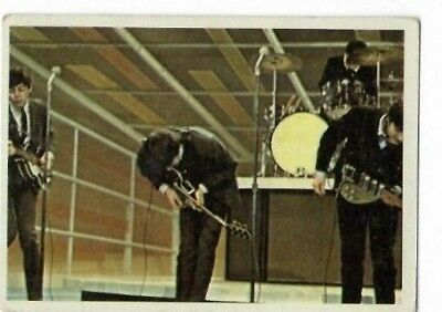 $5 • Buy 1964 Topps Beatles Color Card 36
