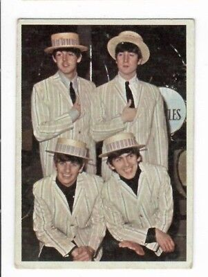 $5 • Buy 1964 Topps Beatles Color Card 31