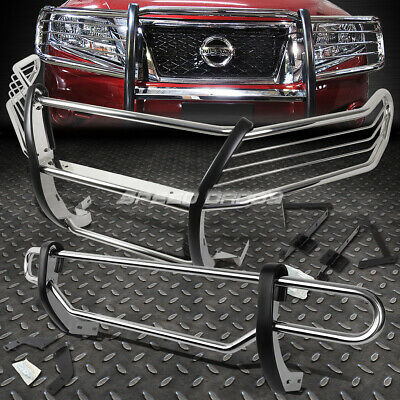 nissan pathfinder grill guard